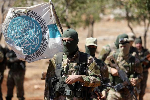 Vu danh bom lieu chet o Idlib lien quan nhom Tahrir al-Sham hinh anh 1