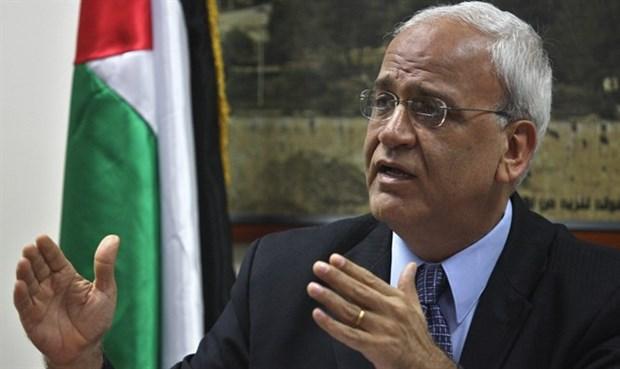 Palestine de nghi Lien hop quoc trien khai quan sat vien toi Bo Tay hinh anh 1