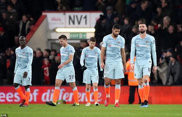 Premier League: Chelsea tham bai, Liverpool mat diem tai Anfield hinh anh 1