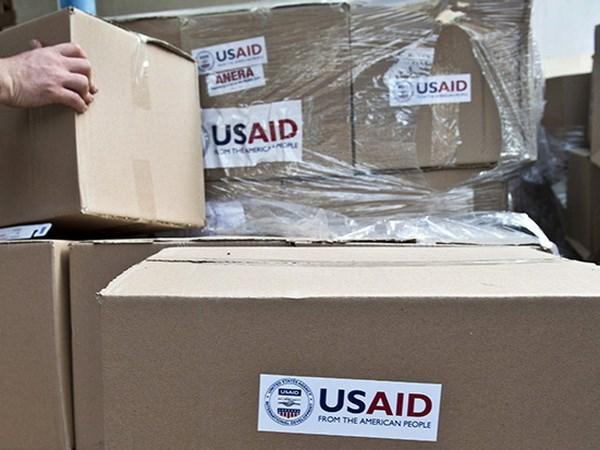 My: USAID ngung moi hoat dong ho tro tai Bo Tay va Dai Gaza hinh anh 1