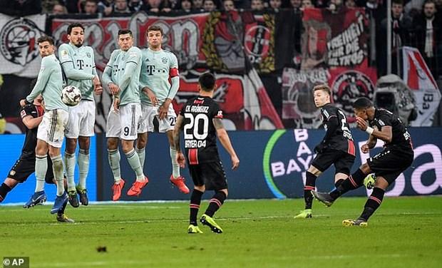 Bundesliga: Bayern Munich dut mach thang, mat vi tri thu 2 hinh anh 2