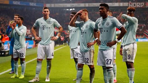 Bundesliga: Bayern Munich dut mach thang, mat vi tri thu 2 hinh anh 1