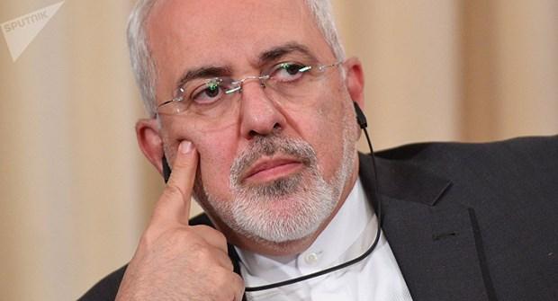 Bo truong Ngoai giao Iran chi trich chinh sach hieu chien cua Israel hinh anh 1