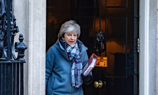 Thu tuong Anh Theresa May se gap Chu tich EC vao ngay 7/2 hinh anh 1