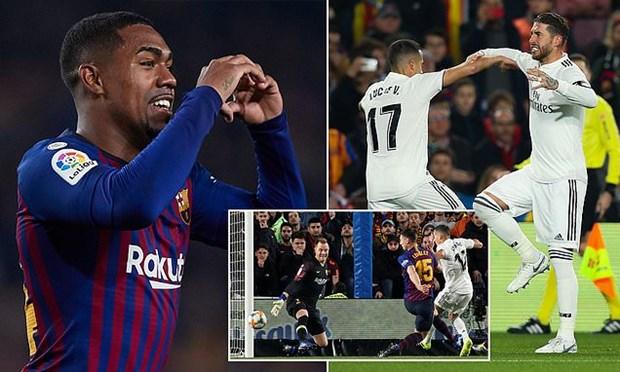 Ket qua bong da: Man City chiem ngoi dau, Barcelona hoa Real hinh anh 2