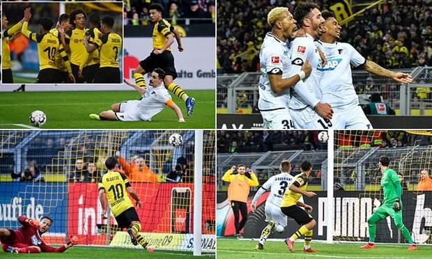 Bundesliga: Dortmund roi chien thang kho tin, Bayern tro lai top 2 hinh anh 2
