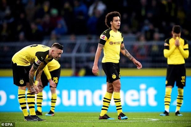 Bundesliga: Dortmund roi chien thang kho tin, Bayern tro lai top 2 hinh anh 1