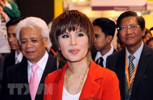 Uy ban bau cu Thai Lan bac tin de nghi giai tan Dang Thai Raksa Chart hinh anh 1