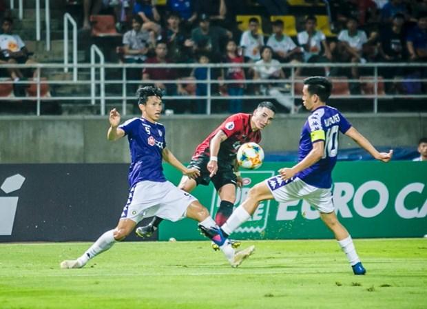 Ha Bangkok United, Ha Noi FC vao vong play-off AFC Champions League hinh anh 1