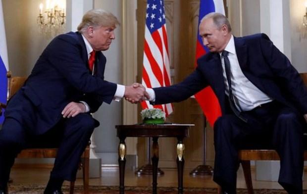 Hoi nghi thuong dinh Trump-Putin tiep theo van chua duoc thao luan hinh anh 1