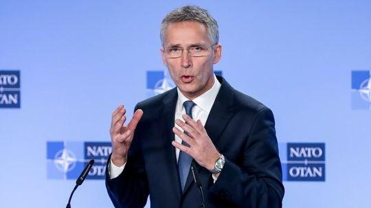 NATO tuyen bo da san sang cho 'mot the gioi khong co INF' hinh anh 1