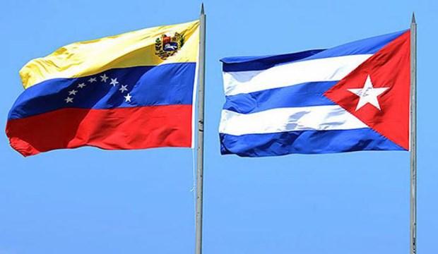 Cuba canh bao kha nang My can thiep quan su vao Venezuela hinh anh 1