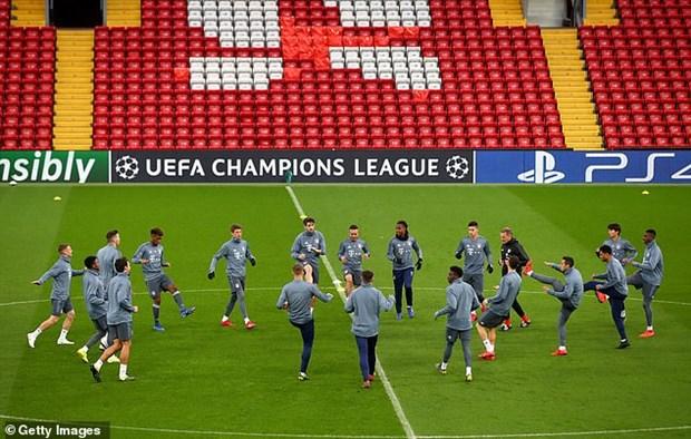 Bayern va Liverpool ham nong tran 'dai chien' tai san Anfield hinh anh 3