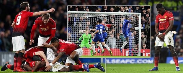 Pogba toa sang, Manchester United da bay Chelsea khoi FA Cup hinh anh 2
