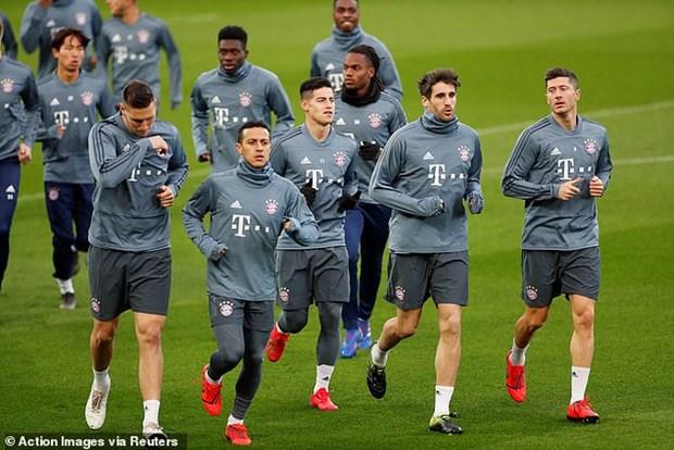 Bayern va Liverpool ham nong tran 'dai chien' tai san Anfield hinh anh 1