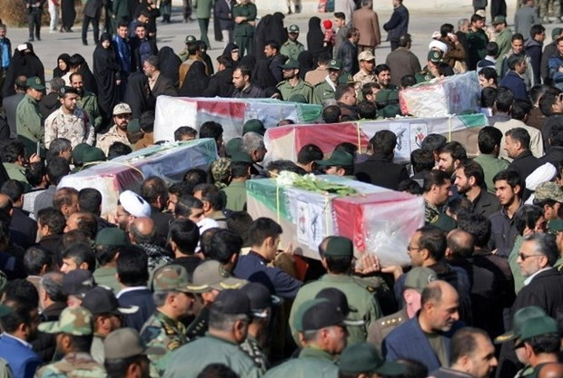 Iran: Thu pham vu tan cong nham vao IRGC la cong dan Pakistan hinh anh 1