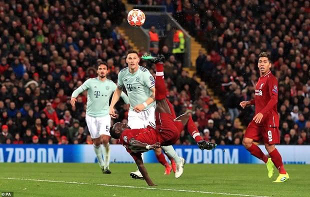 Ket qua bong da: Dai chien Liverpool-Bayern 'bat phan thang bai' hinh anh 1