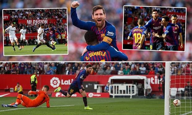 Ket qua bong da: Bayern duoi kip Dortmund, Messi toa sang hinh anh 2