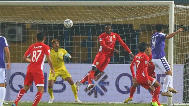 Ha Noi FC thang khong tuong 10-0 o tran ra quan tai AFC Cup hinh anh 1
