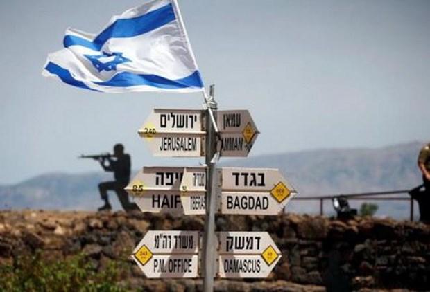 My keu goi cong nhan chu quyen cua Israel doi voi Cao nguyen Golan hinh anh 1