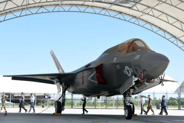 Singapore co ke hoach mua them may bay tiem kich F-35 cua My hinh anh 1