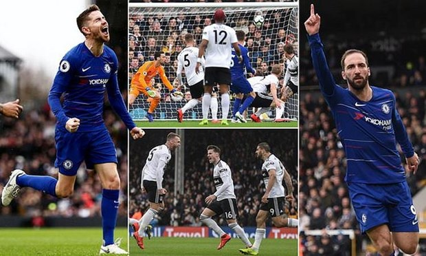 Ket qua bong da: Liverpool mat ngoi dau, Chelsea ap sat top 4 hinh anh 1