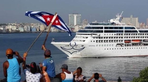 Cuba don 1 trieu luot du khach trong hai thang dau nam 2019 hinh anh 1
