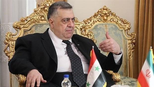 Syria tham du hoi nghi cac nuoc Arab lan dau tien sau 8 nam hinh anh 1