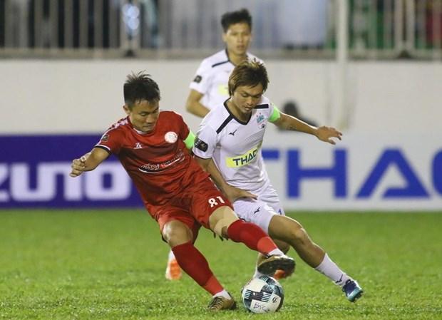 Lich thi dau vong 3 V-league 2019: Ha Noi quyet dau Viettel hinh anh 1