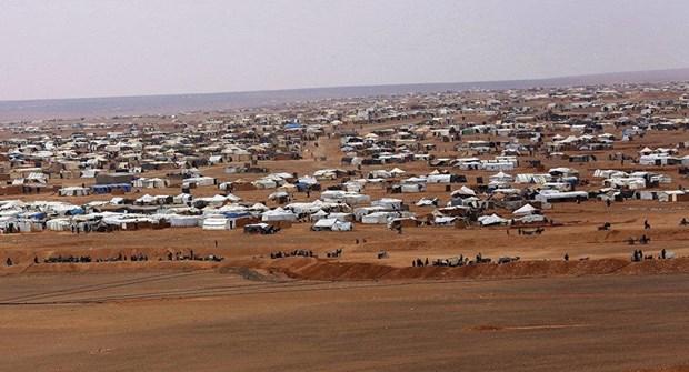 Nga: My loi dung trai ti nan de bao bien cho su hien dien o Syria hinh anh 1