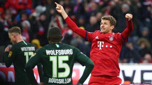 Bundesliga: Bayern chinh thuc chiem ngoi dau cua Dortmund hinh anh 1