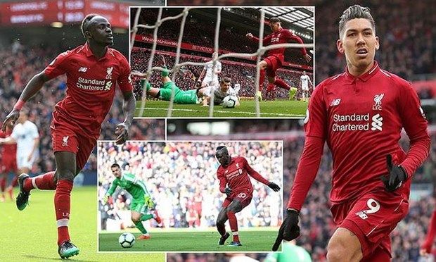 Premier League: Arsenal da bay M.U khoi top 4, Chelsea mat diem hinh anh 1