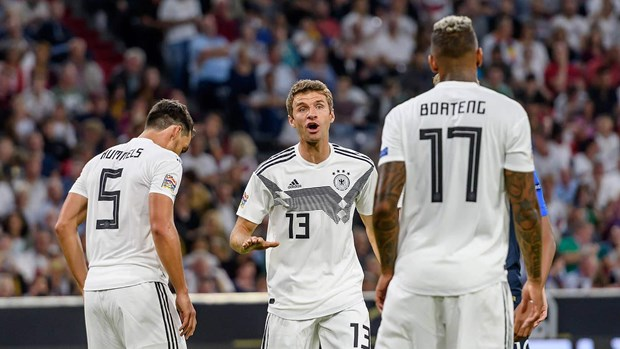 Bayern, tuyen Duc va song gio sau cuoc loai bo cong than cua Loew hinh anh 1