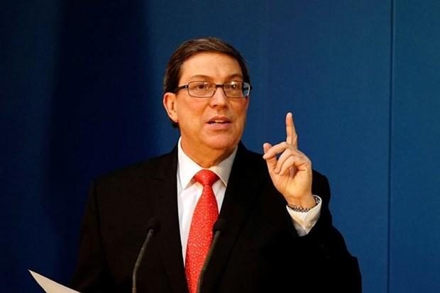 Cuba len tieng phan bac cao buoc cua My ve vai tro o Venezuela hinh anh 1