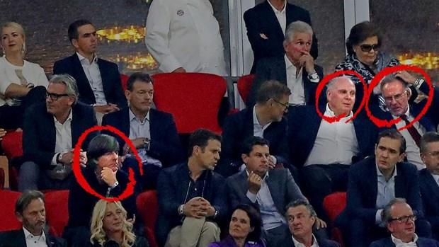Fan Bayern se don tiep HLV Loew nhu the nao tai san Allianz? hinh anh 1