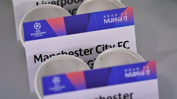 Tu ket Champions League: M.U gap Barcelona, Tottenham - Man City hinh anh 3
