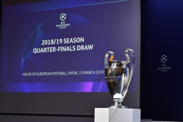 Tu ket Champions League: M.U gap Barcelona, Tottenham - Man City hinh anh 2