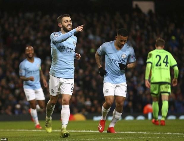 Tu ket Champions League: M.U gap Barcelona, Tottenham - Man City hinh anh 4