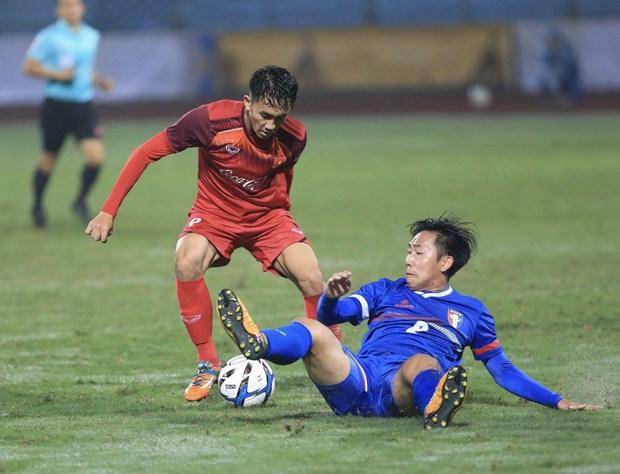 U23 Viet Nam thang dam 6-1 truoc U23 Dai Bac Trung Hoa hinh anh 1