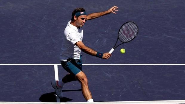 Nguoc dong ha Federer, Thiem lan dau len ngoi tai Indian Wells hinh anh 1