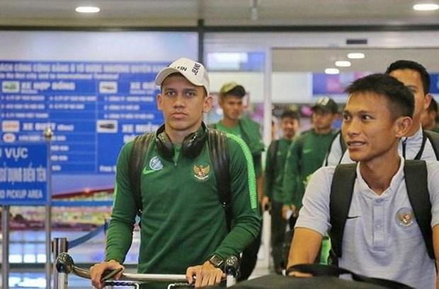 U23 Indonesia dat chan den Ha Noi, quyet tranh ve voi U23 Viet Nam hinh anh 1