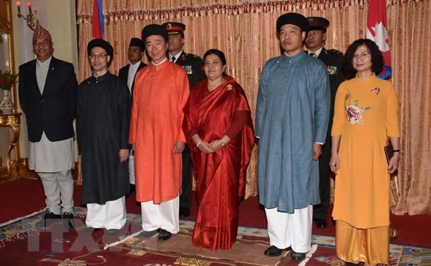 Viet Nam-Nepal thuc day quan he soi dong va thuc chat hon hinh anh 1