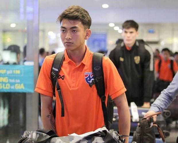 U23 Thai Lan dat chan den Ha Noi, san sang gay kho cho Viet Nam hinh anh 1