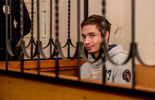 Nga ket an tu giam mot cong dan Ukraine vi toi danh khung bo hinh anh 1