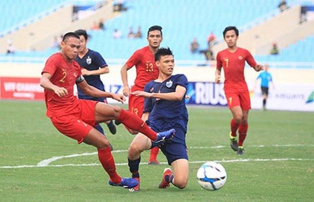 Xem truc tiep tran dau U23 Indonesia quyet dau U23 Thai Lan hinh anh 1