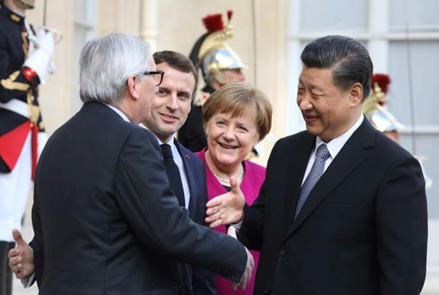 Chu tich Tap Can Binh: Trung Quoc va EU co su 'canh tranh tich cuc' hinh anh 1