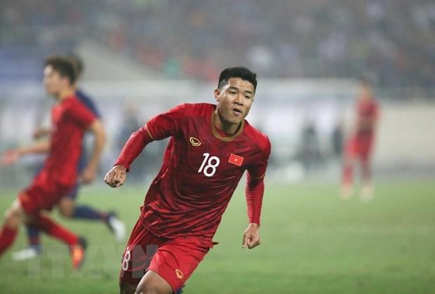 Ha U23 Thai Lan 4-0, U23 Viet Nam hien ngang vao VCK U23 chau A hinh anh 1