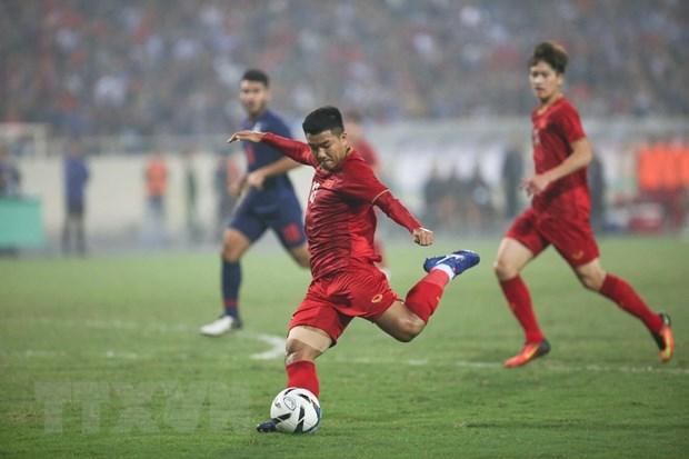 U23 Viet Nam - U23 Thai Lan 4-0: Thang tien vong chung ket hinh anh 1