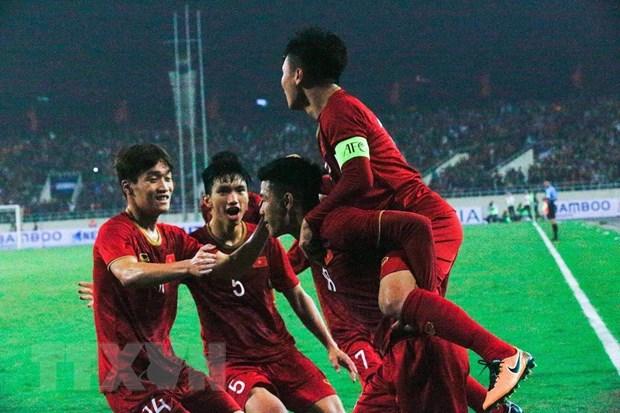 U23 Viet Nam - U23 Thai Lan 4-0: Thang tien vong chung ket hinh anh 2