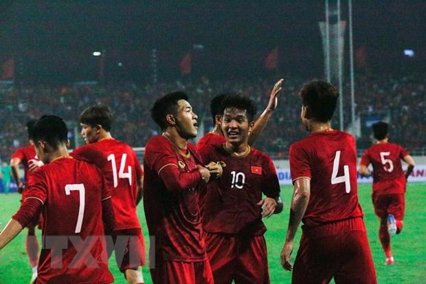U23 Viet Nam - U23 Thai Lan 4-0: Thang tien vong chung ket hinh anh 3
